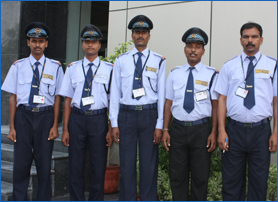 Security Guard Delhi Services